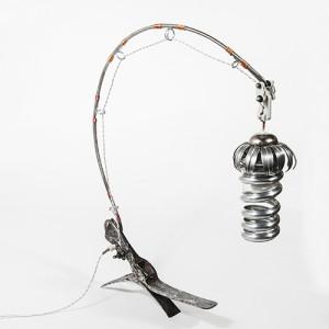 lampe pioche porcelaine